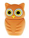 4GB Night Owl Shaped cartoon USB Flash Drive