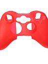 Силиконовая кожа случае крышка для XBOX 360 Game Controller (разных цветов)