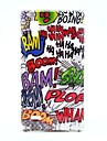 Haha Boom Pattern Hard Case for LG Optimus L9 P760