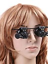Watch Repair Magnifier Loupe 20X Glasses With LED Light