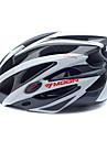 MOON® Жен. Муж. Велоспорт шлем 25 Вентиляционные клапаны Велоспорт Велосипедный спорт Горные велосипеды Шоссейные велосипедыM: 55-59 см
