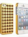 리벳 커버 아이폰 5/5S 용 케이스 (분류 된 색깔) 도금