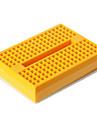 Mini Breadboard - Yellow (46 x 35 x 8.5mm)