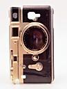 삼성 갤럭시 i9220/N7000용 레트로 카메라 디자인 하드 케이스