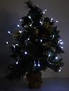 4M 3W 40-LED 210LM Белый свет СИД Свет для рождественские украшения