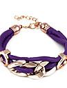 кожаный браслет моды многослойных браслет обруча
