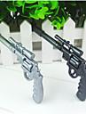круто вращающийся дизайн пистолет шариковая ручка (случайный цвет, 2 шт)