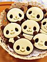 прекрасный мультфильм панда печенье плесень