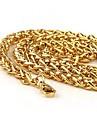 мужская мода г цепь из нержавеющей стали ожерелье длина 55см