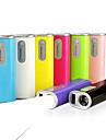 sin0ele2600mah банк силы внешняя батарея для iphone 6 на мобильный 6 плюс / Ipad / Samsung / мобильного устройства