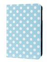 pu estojo de couro 360 graus de rotação caso para ipad mini-3 / mini-ipad 2 / Mini iPad