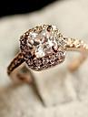 подарок для подруги нового стереоскопического заявление драгоценный камень сплава кольца (1 шт)