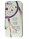 Nostalgic Wind Chimes Pattern Hard Cases for iPhone 5/5S