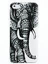 Hard Case éléphants de modèle pour l'iPhone 4/4S