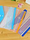 Мода Простой дизайн Прозрачно мешок A4 файла
