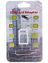 Нано SIM-карты в стандартный адаптер SIM-карты