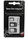 Nano / Micro SIM Tool Set para iPhone 4/4S/5/5S