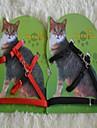 Регулируемая Полипропилен Чистая Воротник для Домашние животные Кошки (разных цветов)