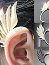 Poignets oreille punk (Forme Wing) alliage (or, argent) (1 PC)