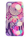 Hard Cases Motif pourpre Windbell pour iPhone 4/4S