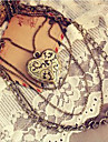 Женский Ожерелья с подвесками Сплав В форме сердца Бижутерия Для вечеринок Повседневные