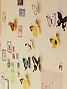 vividamente adesivos projeto da borboleta (15 pcs, cor aleatória)