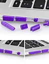 ENKAY Universal Anti-Dust Plugs for MacBook Pro with Retina Display / MacBook Air