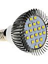 5W E14 LED лампы типа Корн MR16 20 SMD 2835 370-430 lm Холодный белый AC 220-240 V