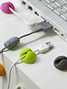 Многофункциональный Креативный дизайн рабочего клип (1 PCS, случайный цвет)