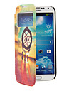 Windbell Pattern Full Body Case with Window for Samsung S4