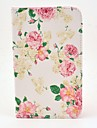 Rose Flower Pattern Full Body Case with Stand for Samsung Galaxy Tab 3 7.0 P3200