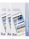 3 Pcs Anti-Glare Hyper-98% Transparency Matte Screen Protector for Samsung Galaxy S5 I9600