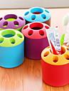 Подставки для зубных щеток Унитаз Пластик Мультфильмы