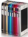 Metal Frame Ultra-fino para iPhone 4/4S (cores sortidas)