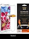 Shock-N9 2pcs/lots Buff choque final Choque Protetor de Tela de Absorção para Samsung Galaxy Note 3/N9000 Frente
