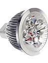 MR16 4.5-5W 270-330LM 6000-7000K 차가운 백색 LED 스포트 라이트 (12V)