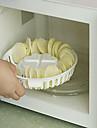 микроволновая печь чипсов выпечка пластины