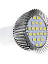 5W GU10 Ampoules Maïs LED MR16 20 SMD 2835 370-430 lm Blanc Froid AC 100-240 V