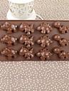 22см * коробка цвета 11.2cm * 2м окружающей силиконовые динозавр торт в форме / формы шоколада