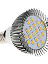 5W E14 LED лампы типа Корн MR16 20 SMD 2835 370-430 lm Тёплый белый AC 220-240 V