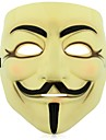 V for Vendetta Anonymous Guy Fawkes Mask for Adult