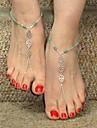 Украшения для тела/Ножной браслет Украшения на ноги Сплав Others Уникальный дизайн Мода Королевский синий 1шт