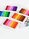 Creativas 6 colores Inkpad (color al azar)