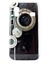 Carcasa Retro Con Aspecto de Cámara Fotográfica para el Galaxy Ace S5830 - Dura