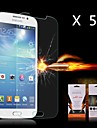 Ultimate Shock Absorption Screen Protector for Samsung Galaxy S5 i9600(5PCS)