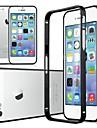 Ultra alliage d'aluminium Bumper mince en métal pour l'iPhone 5/5S cadre (couleurs assorties)