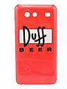Dure de cas modèle Duff Beer pour Samsung I9070 Galaxy S Advance