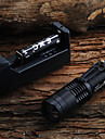 SK68 450LM LED Flashlight + 2x14500 battery + charger