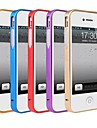Ultrafino metal Bumper Case para iPhone 4/4S (cores sortidas)