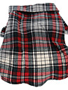 Cute Scotland Shirt for Pets Dogs (Assorted Sizes)